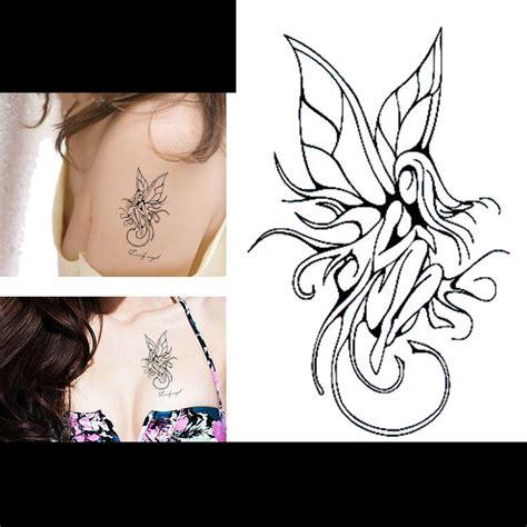 Faux Tatouage Fee Elegante Kolawi