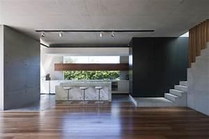 l39 interieur de la maison contemporaine salon design With interieur maison bois contemporaine