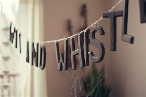 how to hang wooden letters diy wooden letter sign wit whistle