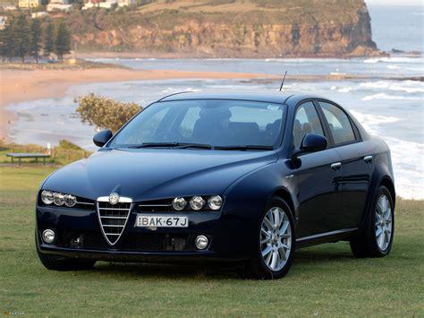 Alfa Romeo 159 by Alfa Romeo 159 Photos Informations Articles Bestcarmag