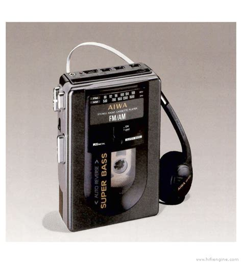 Aiwa Cassette Player by Aiwa Hs T210 Manual Portable Radio Cassette Player