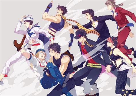 Anime Jojos Adventure And You Dont Jojos Top 40 Strongest Jojo S Adventure Characters