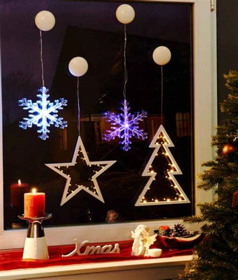 Fensterdeko Weihnachten Tedi by Led Fensterdeko Schneeflocke Kodi Ansehen