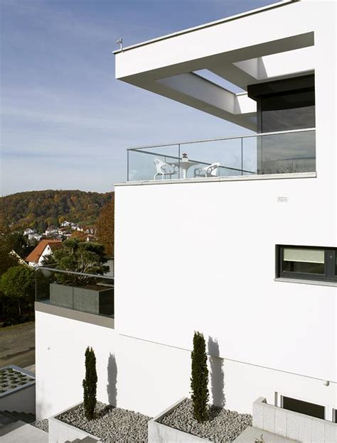 Hersteller Okalhaus Moderne Und Schlichte Fassade