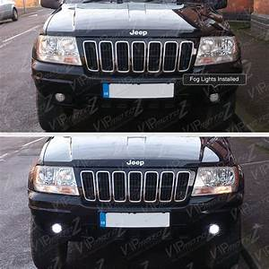 Jeep  grand cherokee wj projector headlamps led