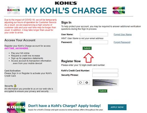 Basically in order to save $70 today i gave them my social security #, ytd income, etc. Kohls Credit Card Benefits : Kohls payment online - Payment / The kohl's credit card application ...