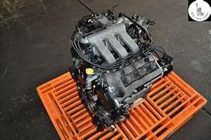 2002 Mazda 626 Engine 25 L V6