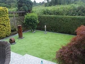 Kunstrasen Im Garten : kunstrasen green enjoy f r einen garten in oberhausen ~ Michelbontemps.com Haus und Dekorationen