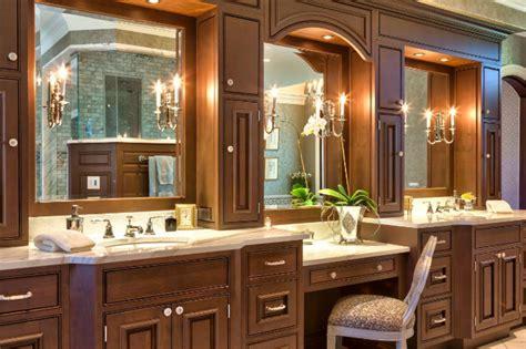 Vanity Area In Bathroom by Makeup Vanities For