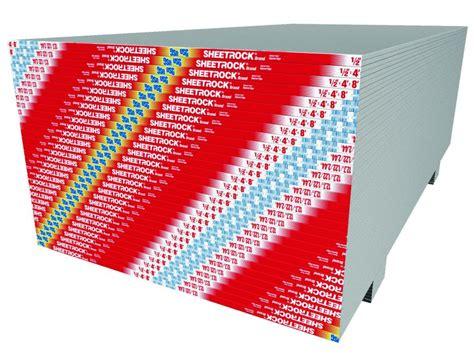 sheetrock 174 brand gypsum panels