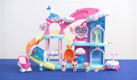 disney junior tots nursery headquarters playset toy