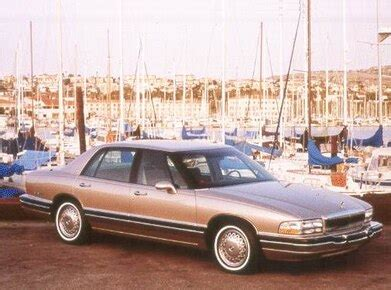 1993 buick riviera pricing ratings reviews kelley blue book 1993 buick park avenue pricing ratings expert review kelley blue book