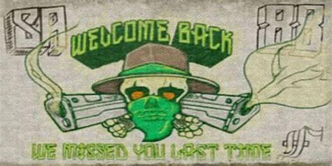 Graffiti Gta : Gta San Andreas Gta V Wall Graffiti Mod