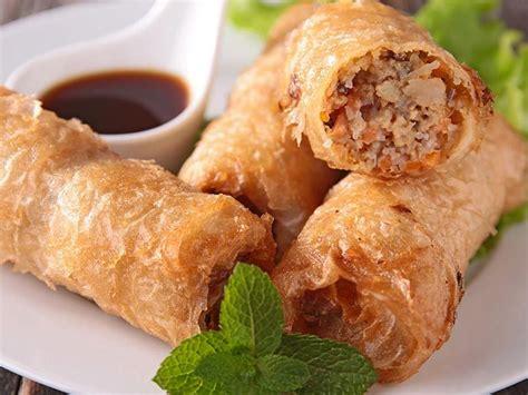 cuisine chinoise nems nems au poulet blogs de cuisine