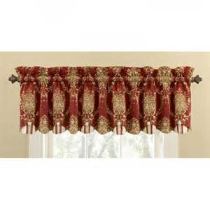 Kitchen Curtains Valances Waverly kitchen window valances farmhouse country kitchen curtain