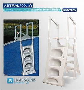 Escalier Pour Piscine Hors Sol : echelle piscine hors sol 5 marches astral accessoires ~ Dailycaller-alerts.com Idées de Décoration
