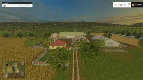 kujawska dolina map    fs  farming simulator