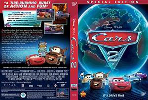 Covers Box Sk     Cars 2   Blueray    Movie