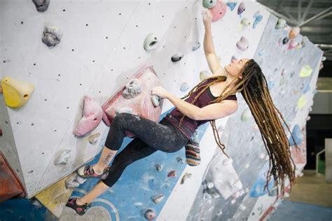 Bouldering may help to treat depression