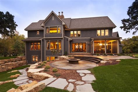 one log cabin floor plans rustic contemporary country home hendel homes