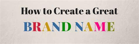 6 Secrets To Create A Million Dollar Brand Name