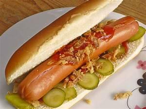 Dänischer Hot Dog : d nischer hot dog rezept mit bild von k chenschlumpf ~ Markanthonyermac.com Haus und Dekorationen