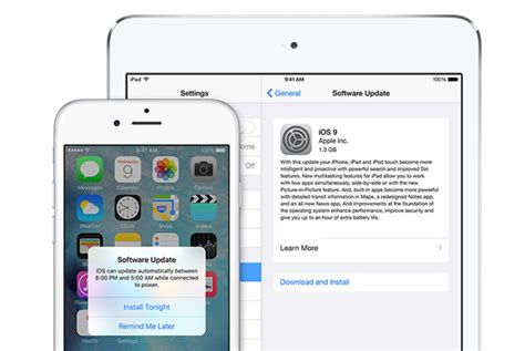 you can install this update when your iphone how to upgrade to ios 9 and if you need to reinstall