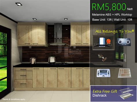 Design Malaysia Price by Kitchen Cabinet Promotion Package 2017 Kitchen Cabinet