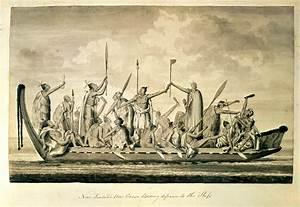 Filenew Zealand War Canoe Drawings Made In The