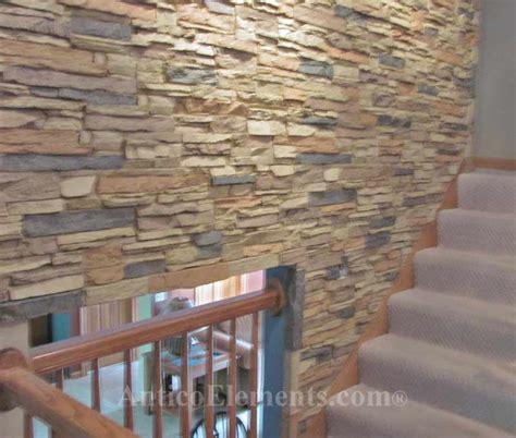 crating faux diy stone walls  interlocking panels