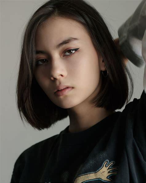 image result   chinese  white asian short hair short wavy hair short hair styles