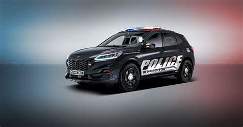 ford escape kuga police interceptor