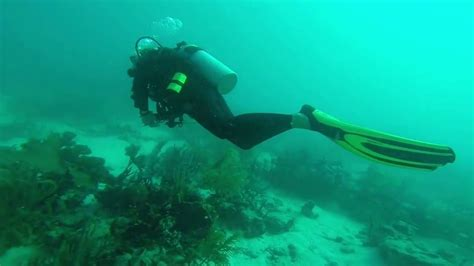 scuba diving  st thomas coki beach youtube