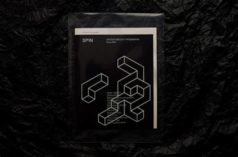 it s nice that adventures in typography spin s new book about its creative process