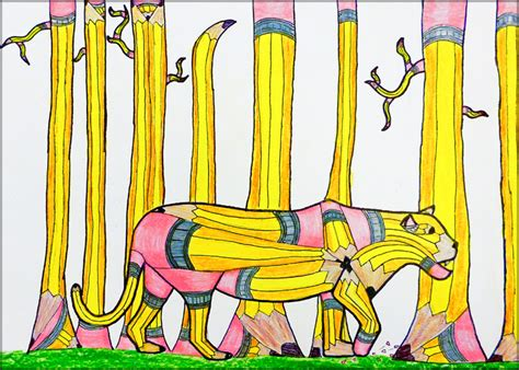 pencil transformation julia sanderl
