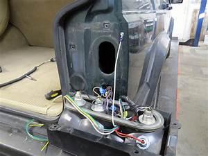 1999 Jeep Cherokee Roadmaster Tail Light Wiring Kit With Bulbs