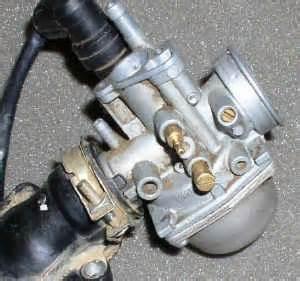 Fuel Filter Honda Pilot Atv by Carburetor Adjustment Troubleshooting Series Part 1