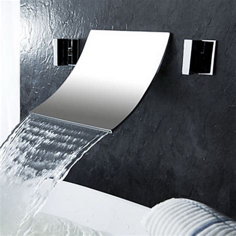 stylish cool faucets   stunning bathroom