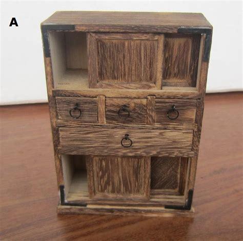 antique en bois cabinet salon ornement nouvelle maison mini meubles mod 232 le nostalgie dans