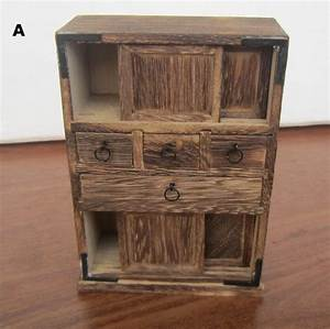 Handmade antique wooden cabinet living room ornament new for Homemade antique furniture