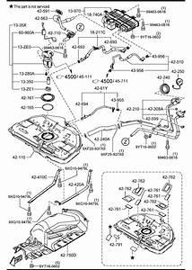 Mazda Mazda 6 Body  Fuel Filter