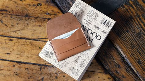 leather templates leather flap wallet template build along tutorial makesupply