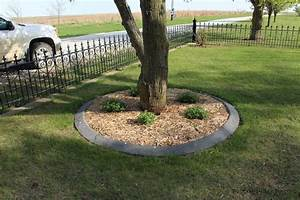 Pin, On, Front, Yard, Flower, Beds