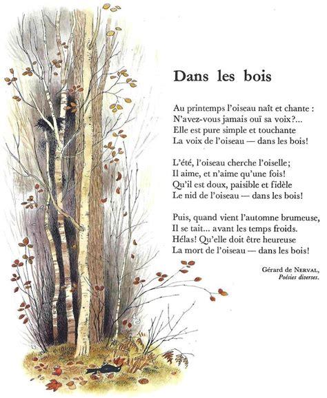 foto de 47 best Poèmes images on Pinterest Nursery rhymes Poem