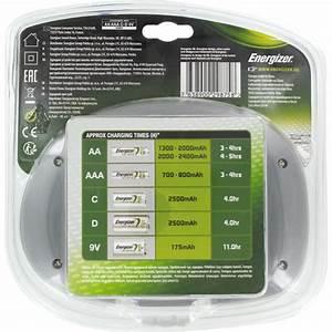 Chargeur De Piles Universel : chargeur universel pour piles rechargeables energizer de ~ Melissatoandfro.com Idées de Décoration