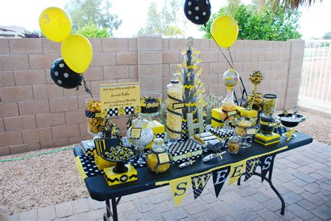 Bumble Bee Birthday Party  Design Dazzle