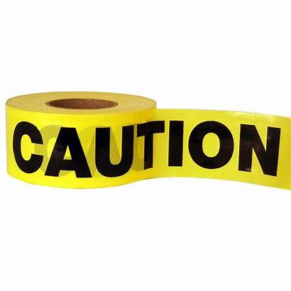 Tape Caution Yellow Safety Barricade Zone Traffic