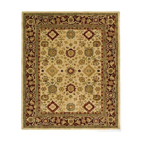 lowes area rug safavieh an546a anatolia area rug multi lowe s canada