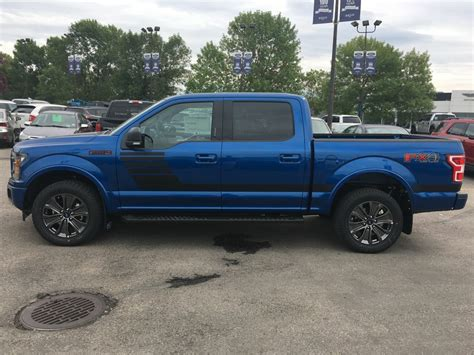 2018 Ford F150 Sport Appearance Package   Autos Post