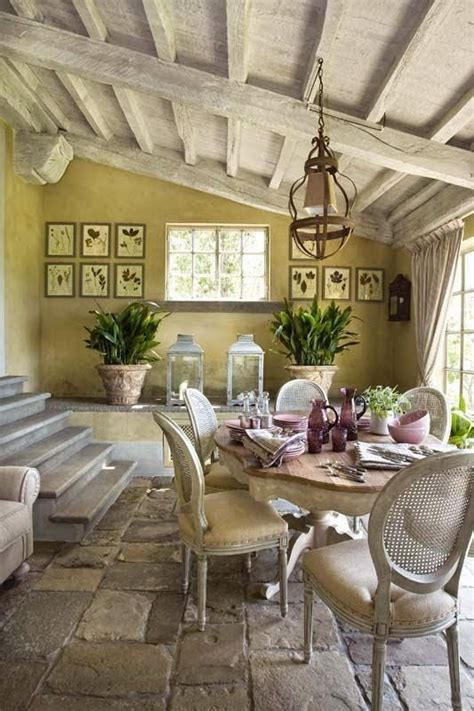 salle a manger style cagne chic les 25 meilleures id 233 es concernant salle 192 manger shabby